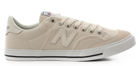 NEW BALANCE NUMERIC 212 CREAM/WHITE