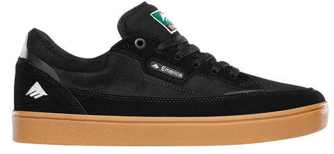EMERICA GAMMA BLACK/GUM