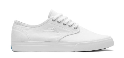 LAKAI OXFORD/ WHITE CANVAS