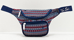 T FUNK NAVY RED BUMBAG