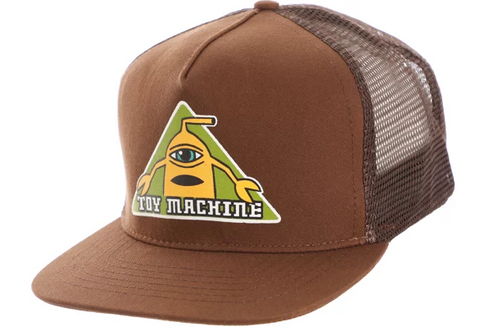TOY MACHINE ALIEN MESH SNAPBACK