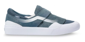 VANS SLIP ON EXP PRO MIRAGE BLUE WHITE