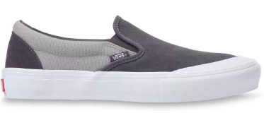 VANS SLIP ON PRO PERISCOPE DRIZZLE