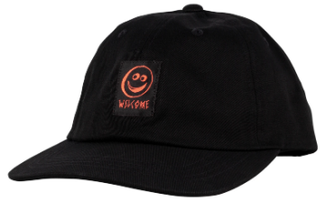 WELCOME SMILEY SNAPBACK