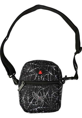Bumbag Kader Sylla Compact Shoulder Bag - Black
