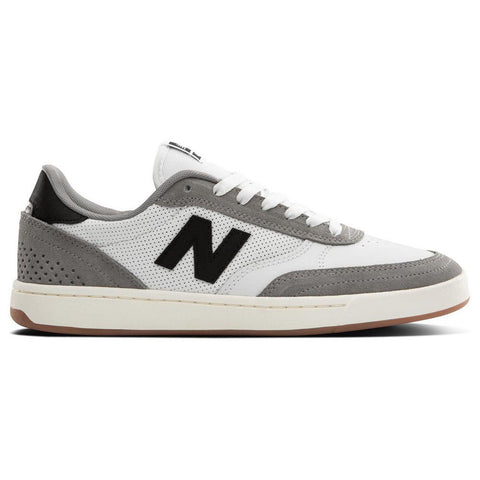 New Balance Numeric 440 (Grey/White) Men's Skate Shoes