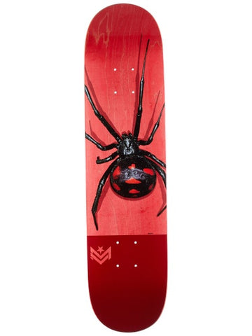 Mini Logo Poison Black Widow Deck