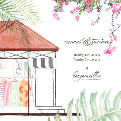 exhibition @bougainvillea
