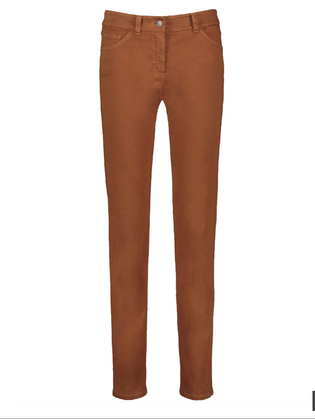 Broek model best4me cognac