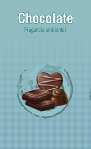 Fragancia Ambiental - Chocolate
