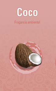 Fragancia Ambiental - Coco
