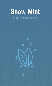 Fragancia Ambiental - Snow Mint