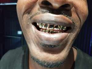 16 Pack Grillz- 8 on 8