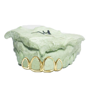 4 Pack Open Face Top Grillz