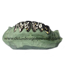 Load image into Gallery viewer, 6 Pack Grillz With Full Diamond Cuts