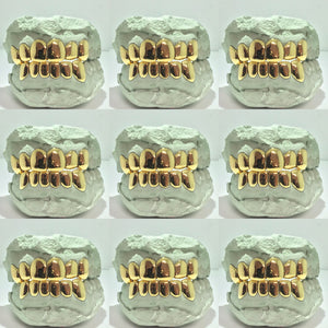 12 Pack Grillz- 6 on 6