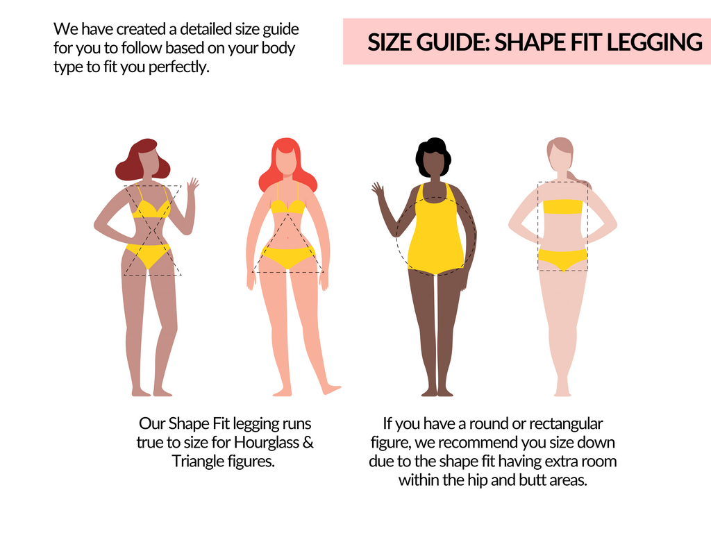 Shape Fit Guide