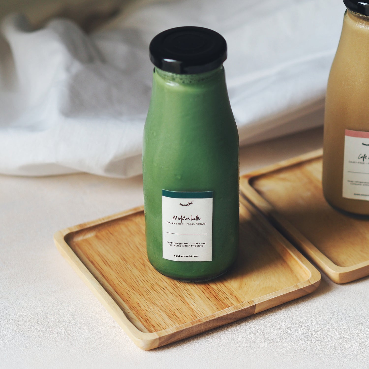 Matcha Latte - Bottle