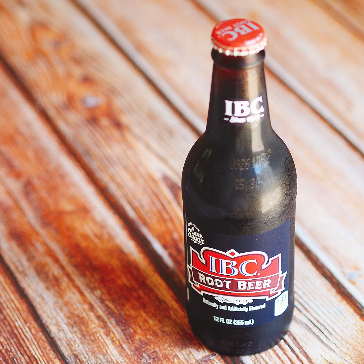 Chilled IBC Rootbeer - 355ML