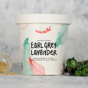 Earl Grey Lavender R'ice Cream Pint