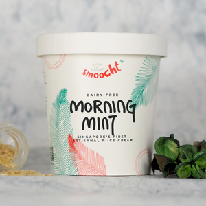 Morning Mint R'ice Cream Pint