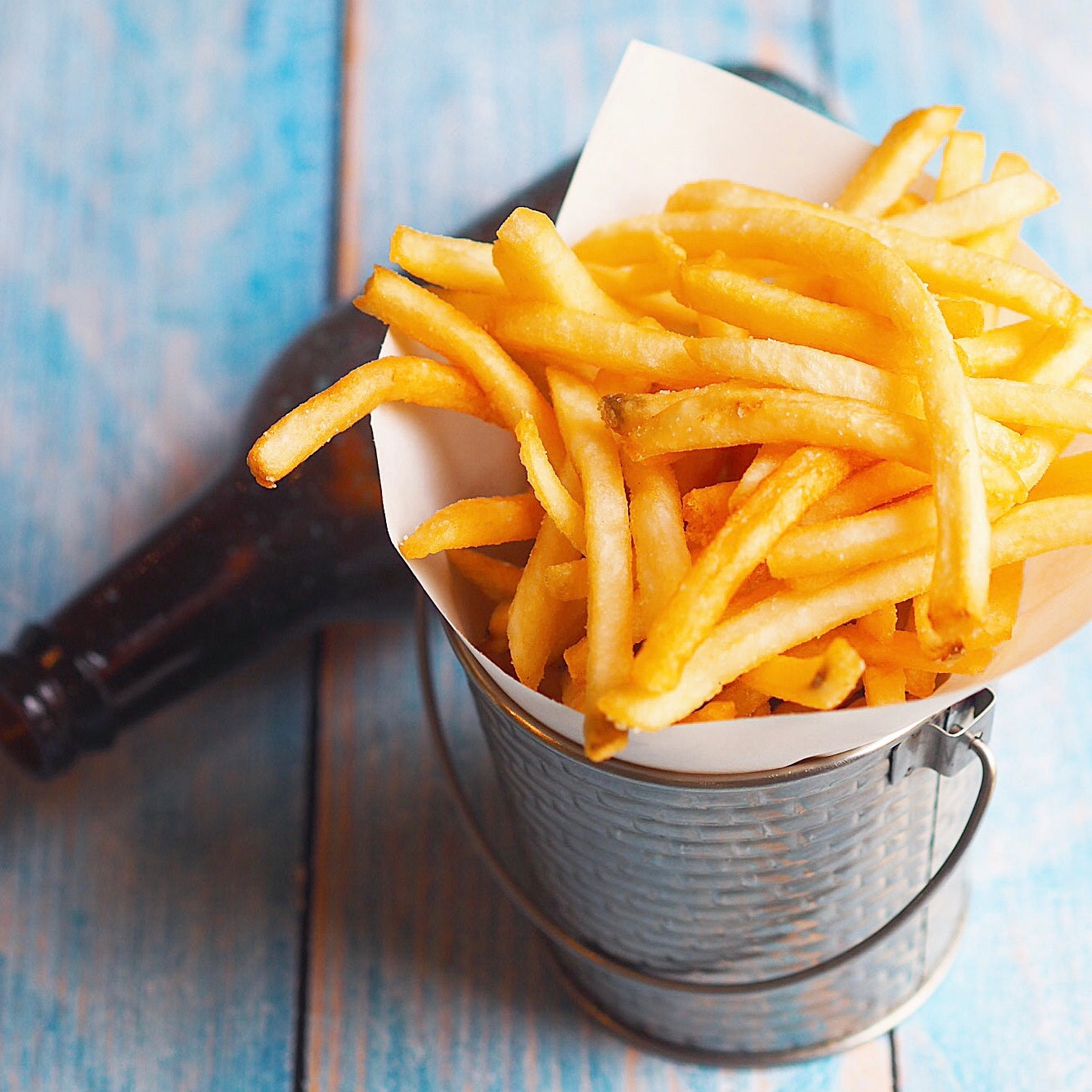 White Truffle Fries