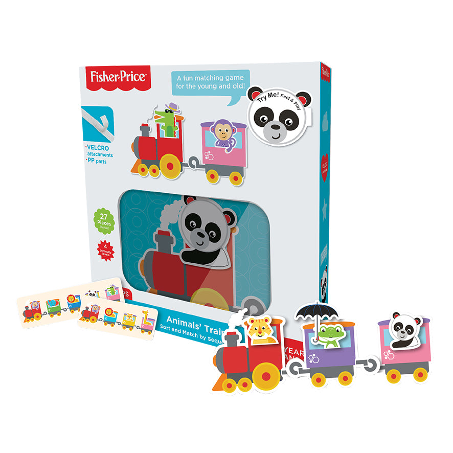 Fisher-Price Sort and Match by Sequence
