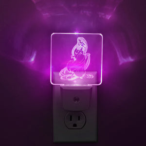Disney Princess Rapunzel Plug-In Night Light
