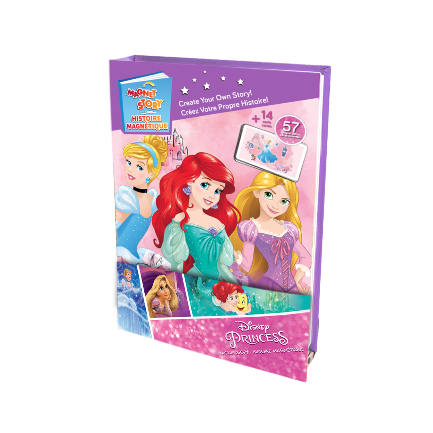 Disney Princess Magnet Story