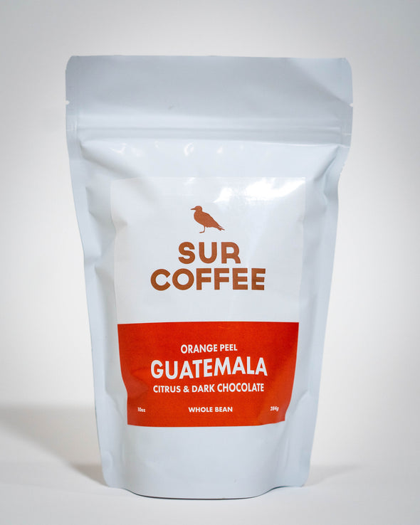 Guatemala (Orange Peel Processed)