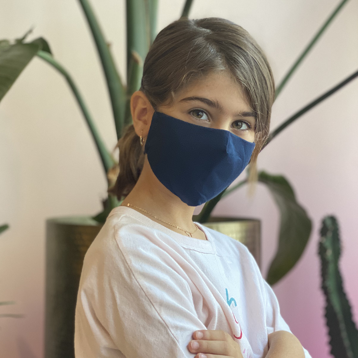 3 layer non-medical cotton mask