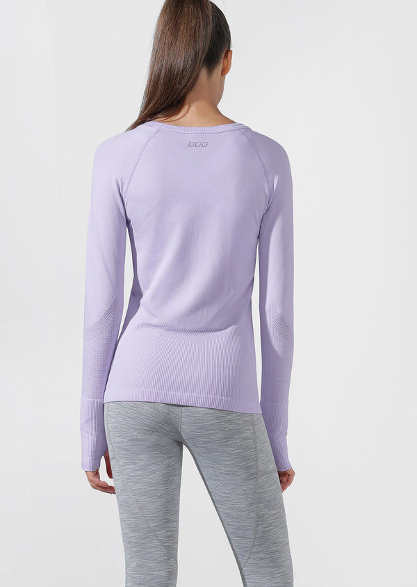 Top Manches longues Seamless Comfort