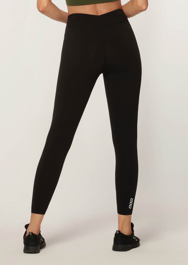 Legging de yoga Wrap Waistband A/B