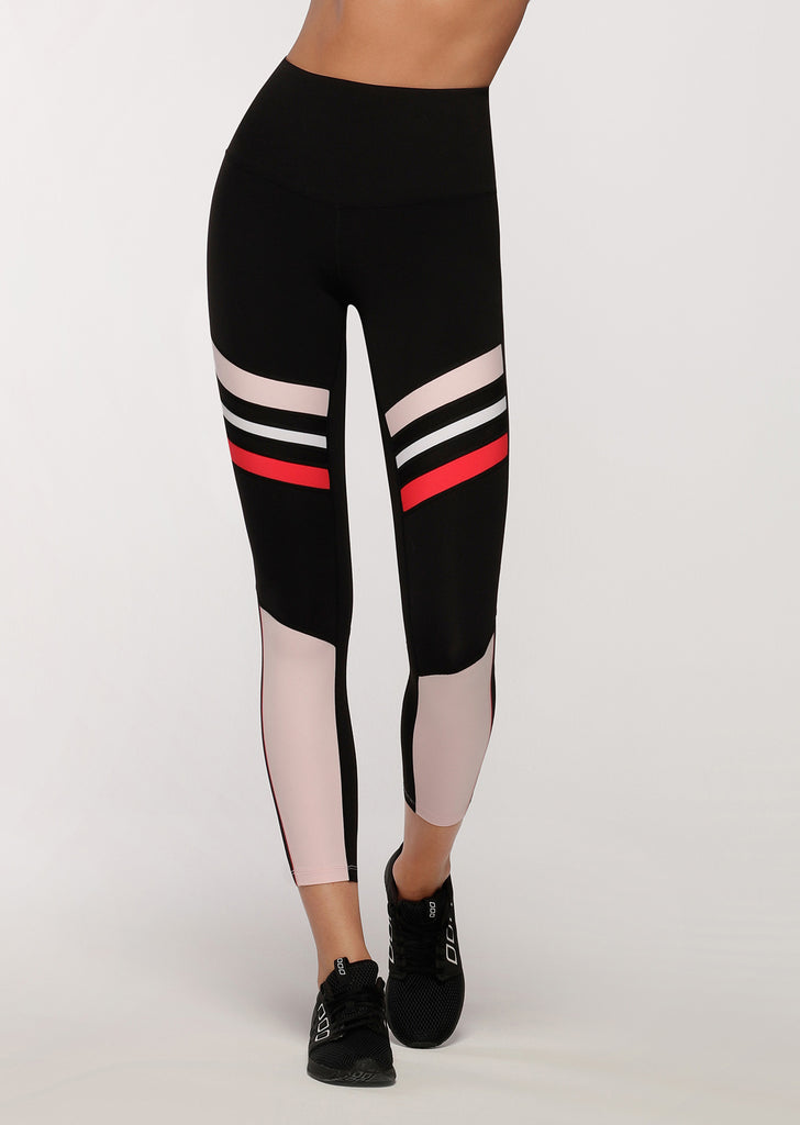 Legging de sport High Contrast Core A/B