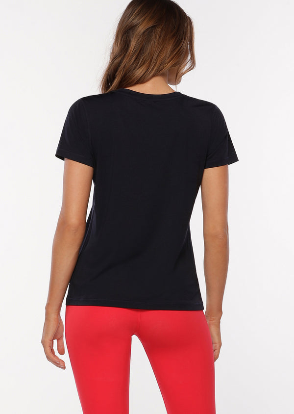 T-shirt de sport V-Neck Active