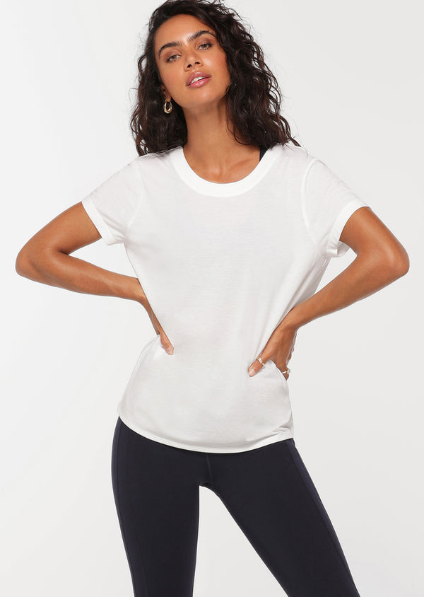 T-Shirt de sport Open Back Zen Active