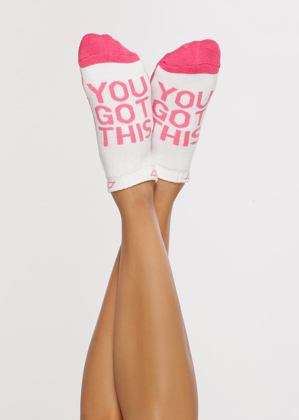 Chaussettes Iconic You've Got This