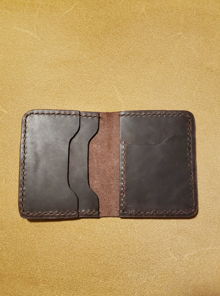 The Cahaba Leather Wallet