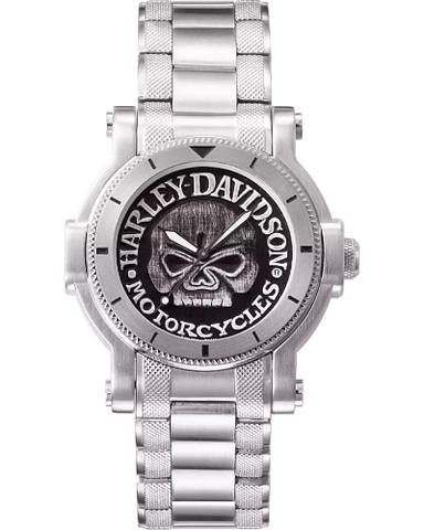 Harley Skull Watch
