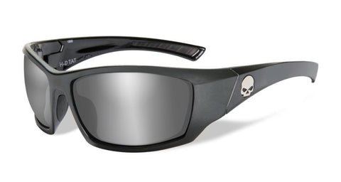 Tat (Silver Flash) Sunglasses