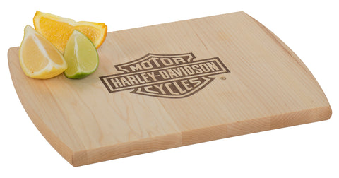 B&S Inlay Wood Cutting Board