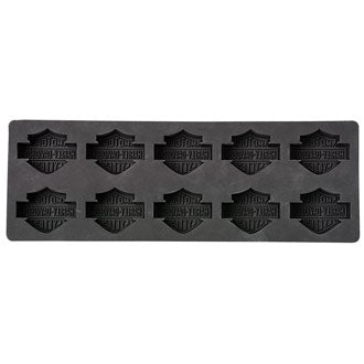 H-D™ Core Bar & Shield Silicone Ice Cube Tray