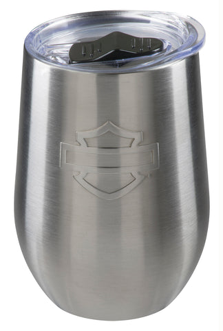 Silhouette B&S Stainless Wine Tumbler