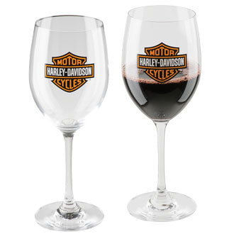 Core Bar & Shield Wine Glass Set
