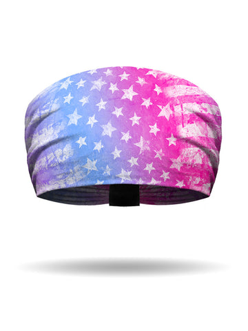 Ombre America's Stars Knotty Band™