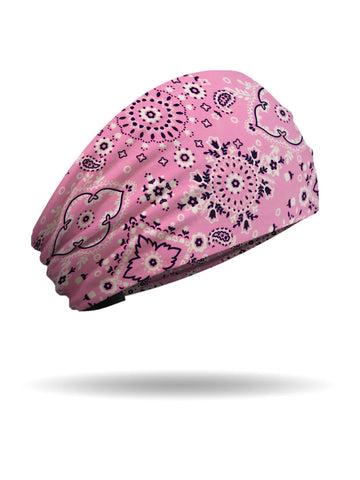 Pink Classic Bandana Knotty Band™ Collection