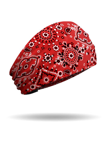 Red Classic Bandana Knotty Band™ Collection