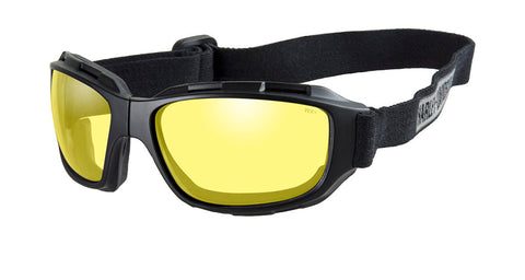 Bend (Yellow) Sunglasses