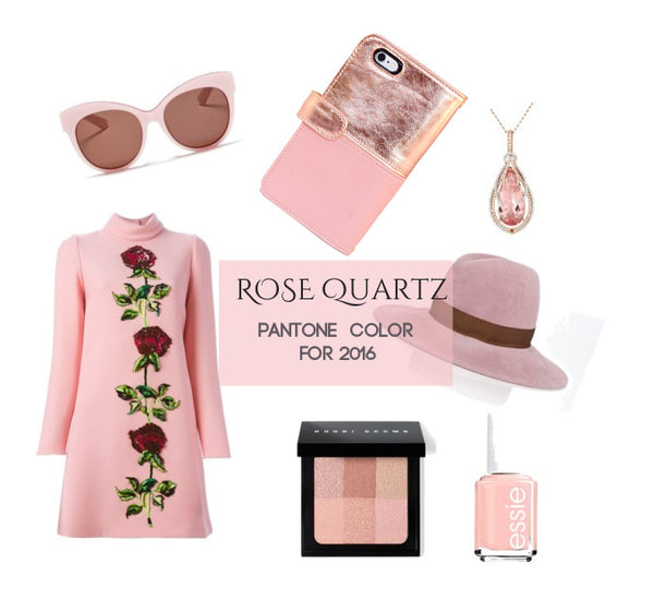Rose Quartz: The Pantone Color of 2016
