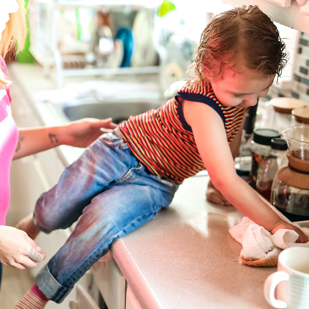 5 Eco Hacks That Make Life Easier with Kids